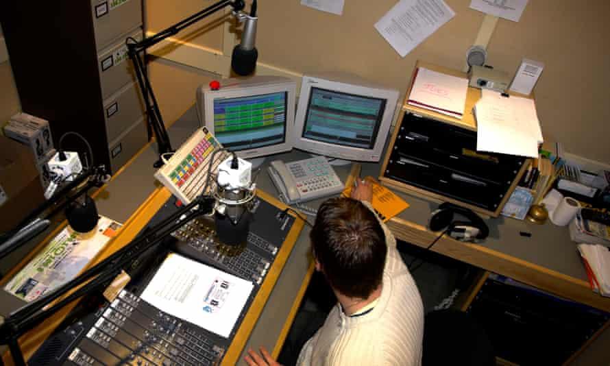 Lakeland Radio DJ