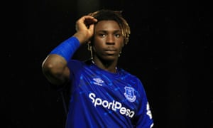 Moise Kean joined Everton from Juventus in early August having scored six goals in 13 Serie A appearances for the Italian club