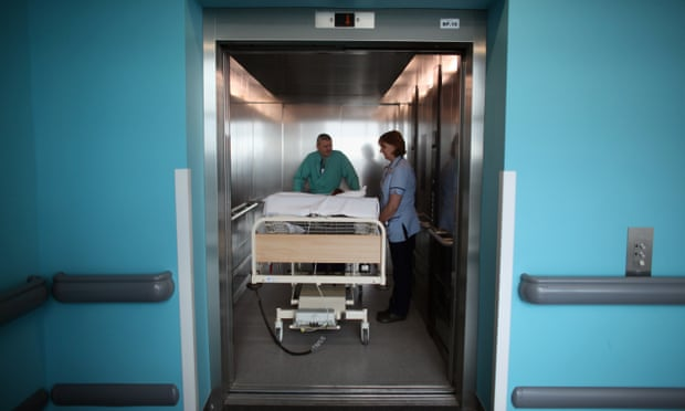 193,000 NHS Patients a Month Waiting Beyond Target Time for Surgery. Photograph: Christopher Furlong/Getty Images