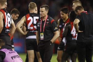 John Worsfold and Essendon will face fierce scrutiny in the Melbourne media this week after two dismal performances to open the season.