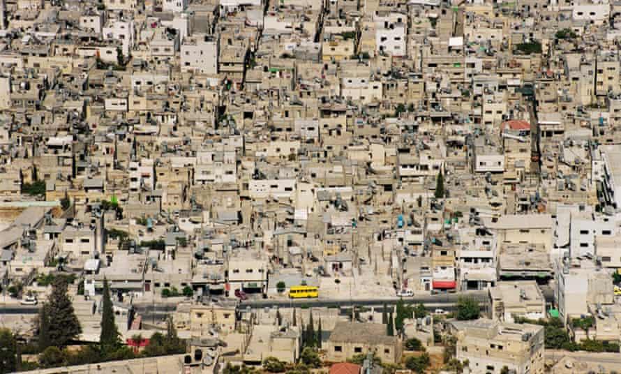 Balata refugee camp Nablus Haaretz Israel