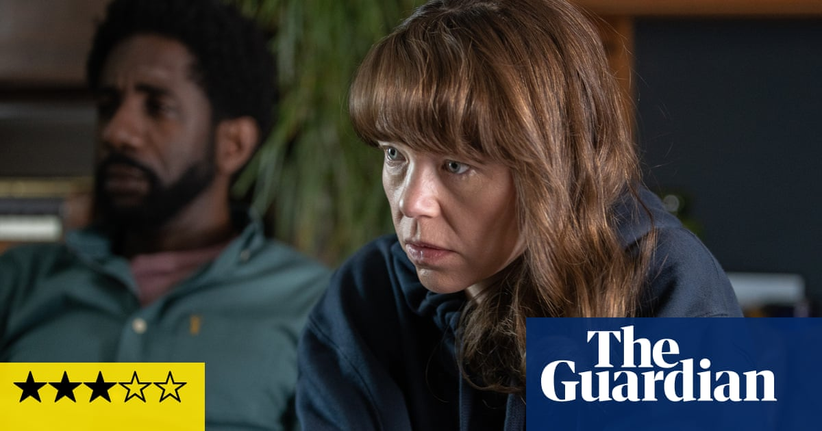 Hollington Drive review – Anna Maxwell Martin radiates with rage like no one else
