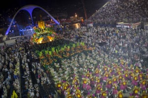 The Paraíso do Tuiuti samba school