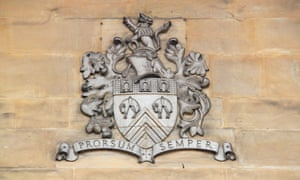 Gloucestershire council's crest
