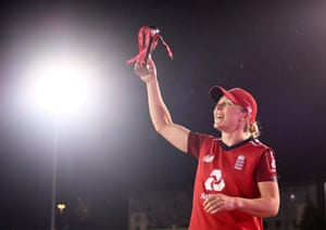 Knight oversaw a 5-0 series whitewash over West Indies in England before departing for Australia.