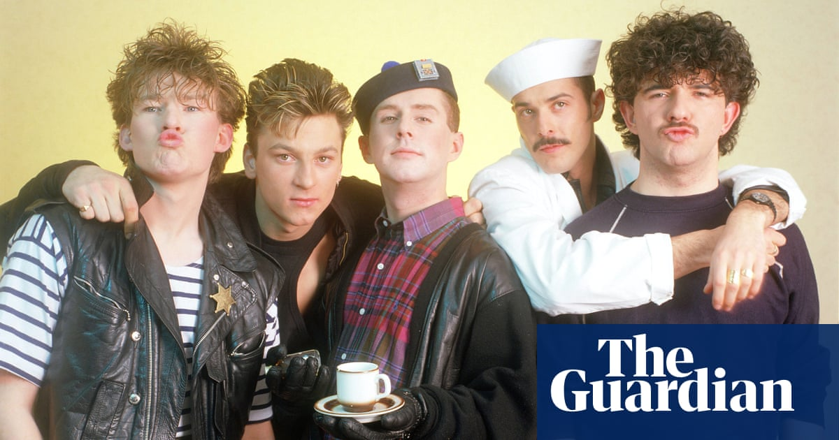 How we made: Relax by Frankie Goes to Hollywood