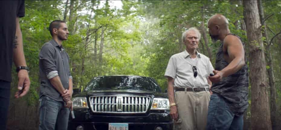 Clint Eastwood stars in The Mule.