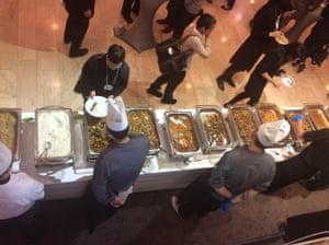 Davos dinner