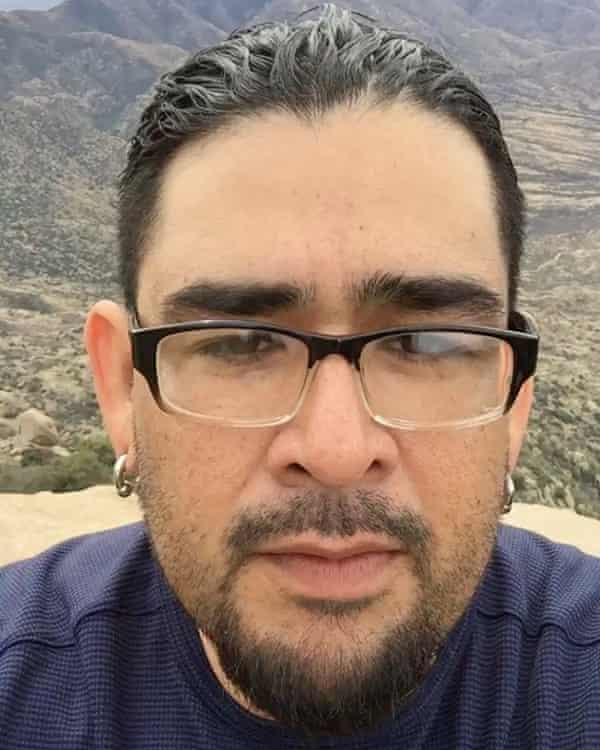 Bradley Moreno: 'Border Patrol is a way of life for us.'