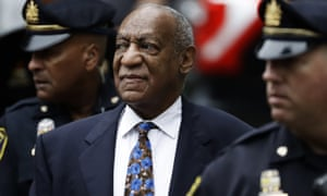 Bill Cosby arrives at the Montgomery county courthouse in Norristown, Pennsylvania, on 24 September 2018.