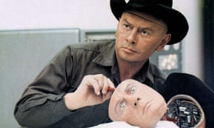 Yul Brynner in Westworld