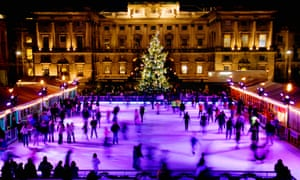 United Kingdom Christmas.The Best Christmas Days Out 2017 Travel The Guardian