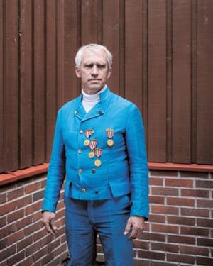 Portrait of Frank Rismoen (1952–2016). Svullrya 2014