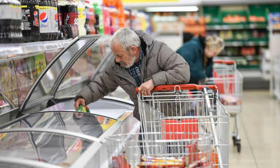 Many shops have set aside special times in store for the vulnerable and elderly