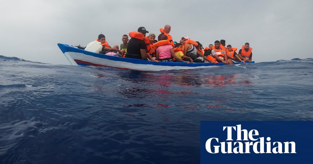 Italy using anti-mafia laws to scapegoat migrant boat drivers, report finds