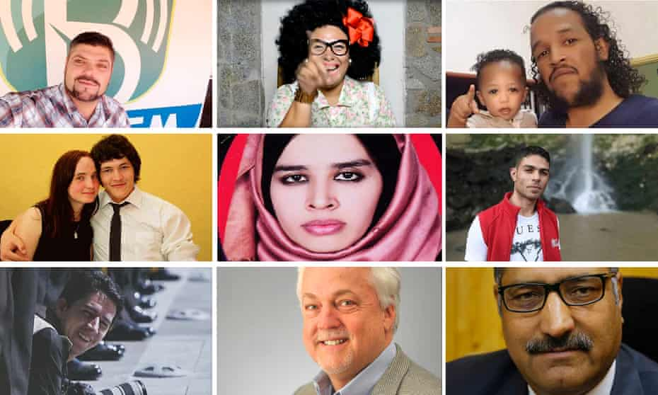 Nine of the 30 reporters who were deliberately killed around the world in 2018