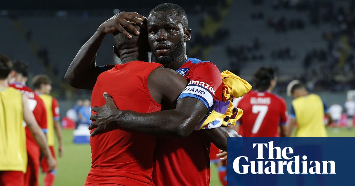 Napoli's perfect start overshadowed as racist abuse rears its ugly head