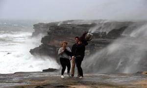 sydney weather cape solander