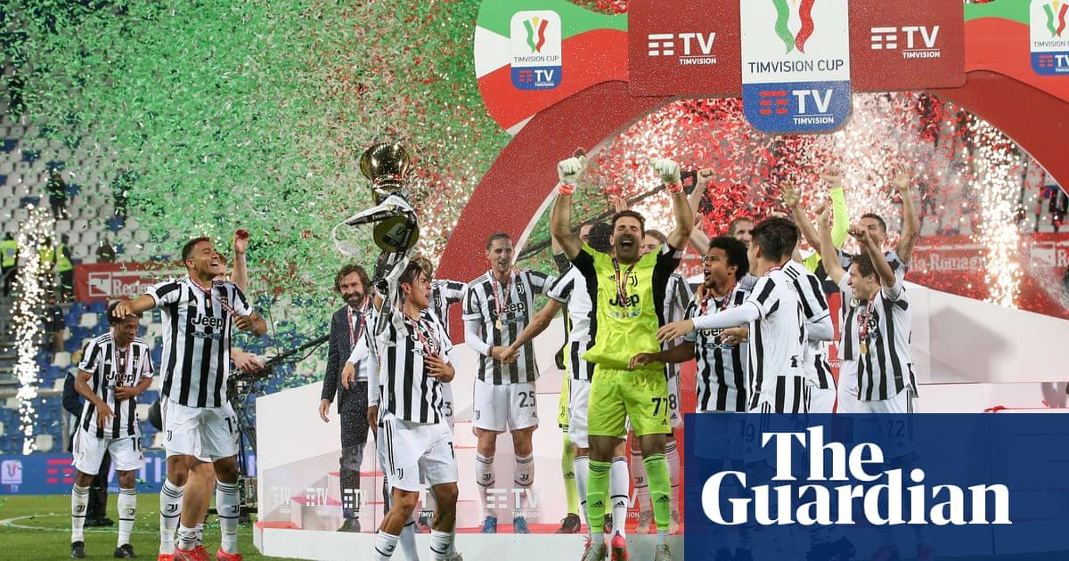 History repeats itself for Gigi Buffon as Juventus win the Coppa Italia