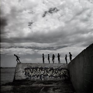 The Others section was won by Kevin Casey of Pemulwuy, Australia for his picture of children at Botany Bay, Sydney