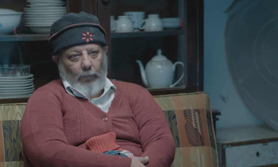 Arif Hassan as Rahat in Zindagi Tamasha.