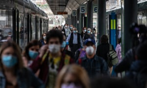 Starting today, more than four million Italians will get back to work as manufacturers, construction companies and some wholesalers reopen after two months of lockdown.