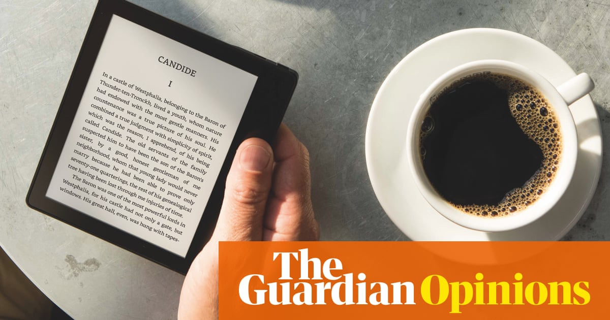 Ebooks are not stupid theyre a revolution books the guardian fandeluxe Choice Image