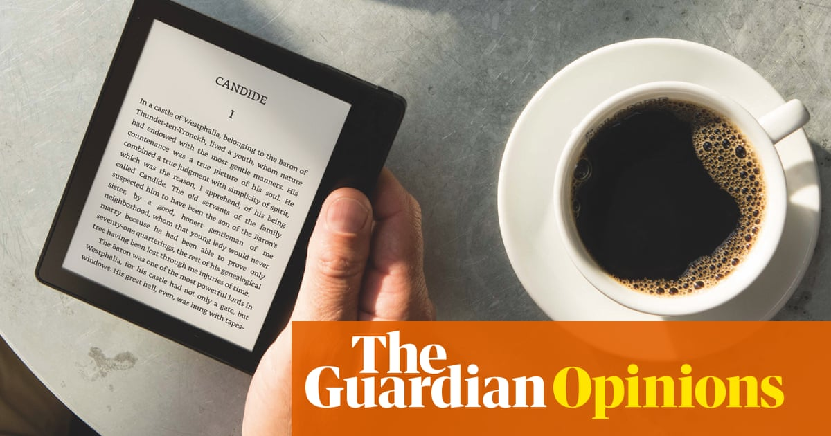 Ebooks are not stupid theyre a revolution books the guardian fandeluxe Images