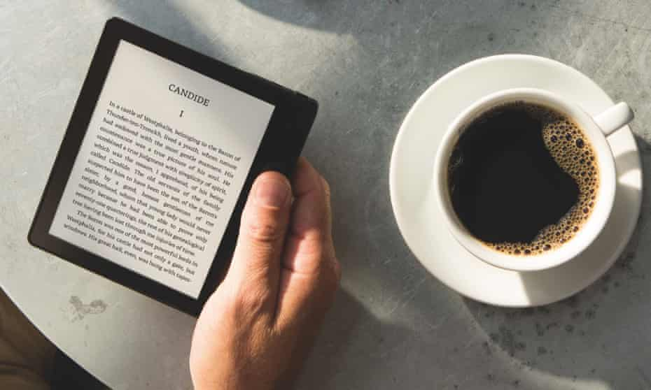 'The way e-readers have increased accessibility to books is not an enhancement, it's a godsend,' says Erin Kelly