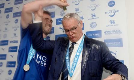 Leicester's Claudio Ranieri