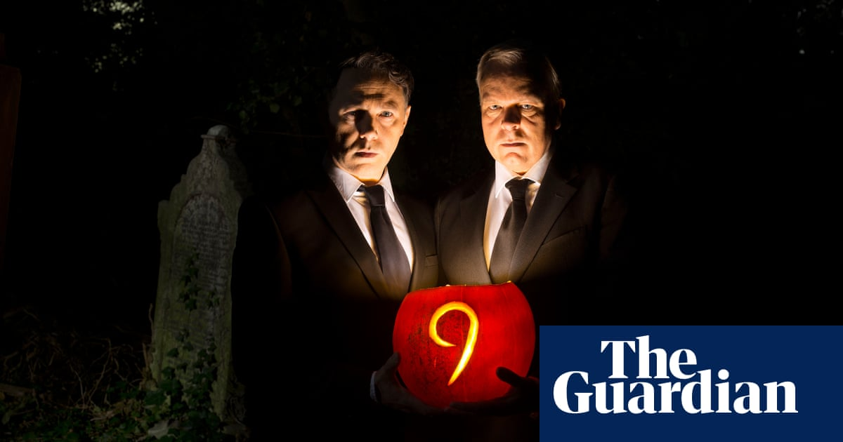 How did Inside No 9 spring the biggest live TV surprise of