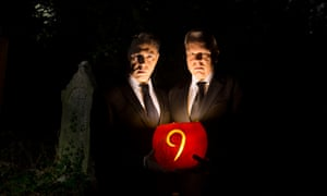 Terrifying TV: Reece Shearsmith and Steve Pemberton