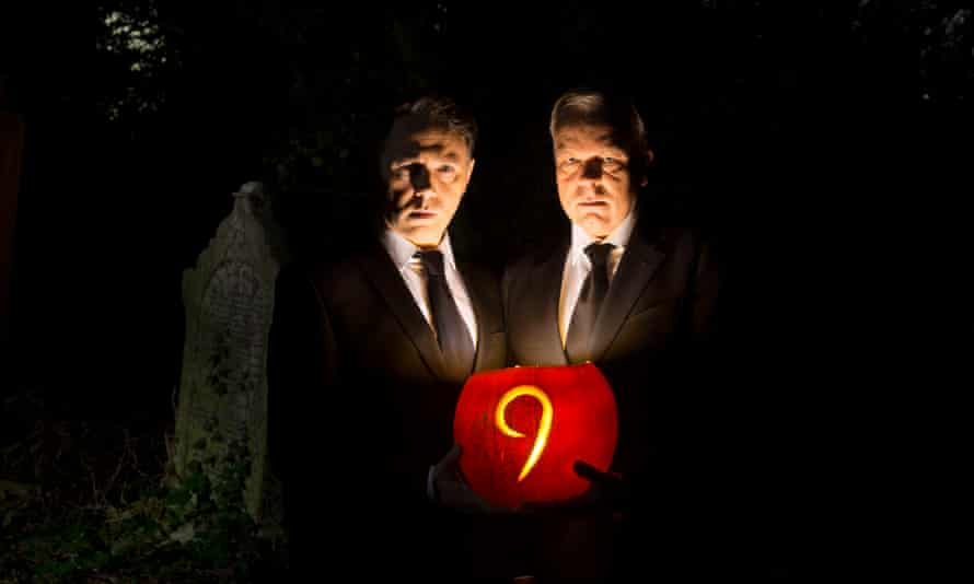Terrifying TV: Reece Shearsmith and Steve Pemberton