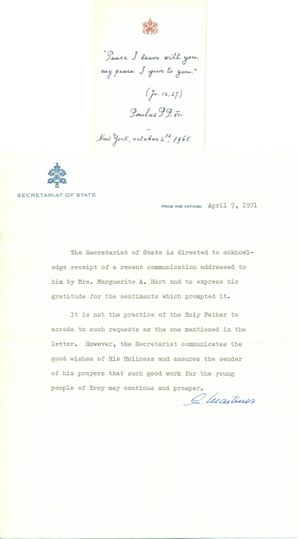 Secretary to Pope
