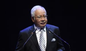 Malaysia's prime minister Najib Razak says he has not committed any offence, despite receiving nearly US$700m into a personal bank account.