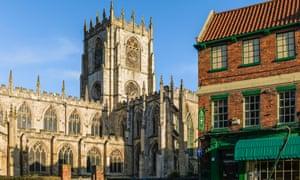 Beverley in Yorkshire