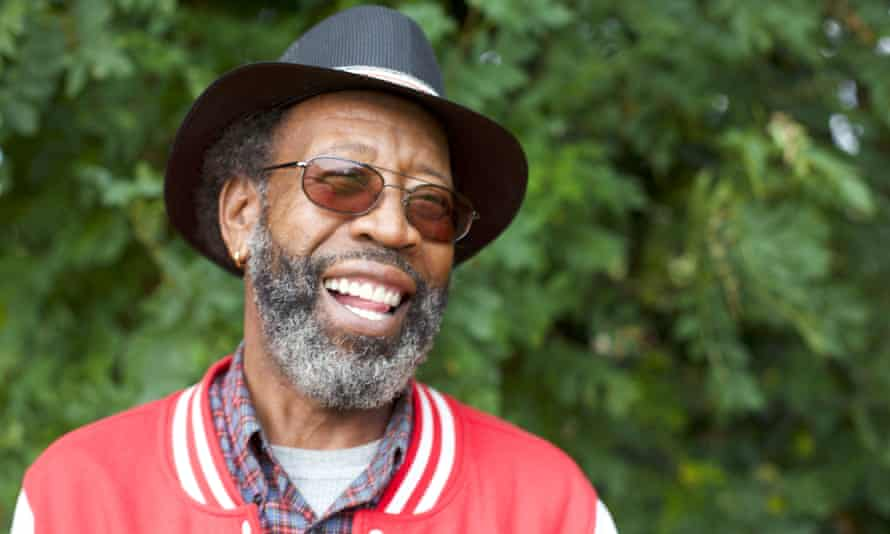 'What God gave me, you can't take': blues musician RL Boyce.