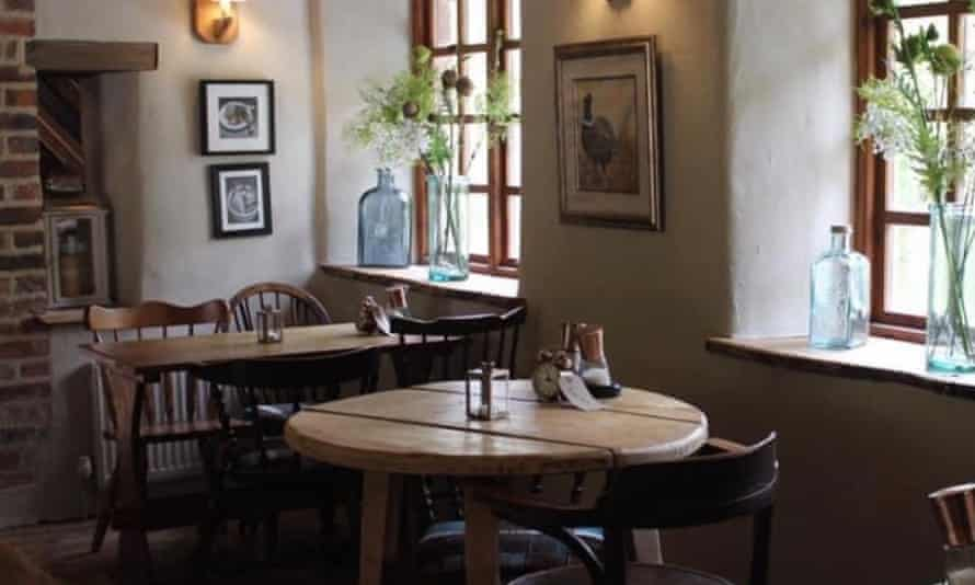 Blue Ball Inn, Triscombe, Somerset