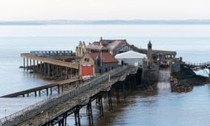 Birnbeck Pier, in Weston-super-Mare, was the only one in the UK that was built leading to an island.