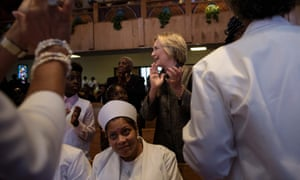 Hillary Clinton in North Carolina