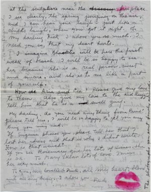 Frida Kahlo in Paris to Nickolas Muray in New York (1939)