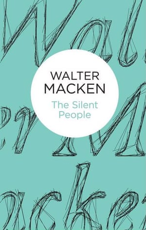 Cover of The Silent People by Walter Macken