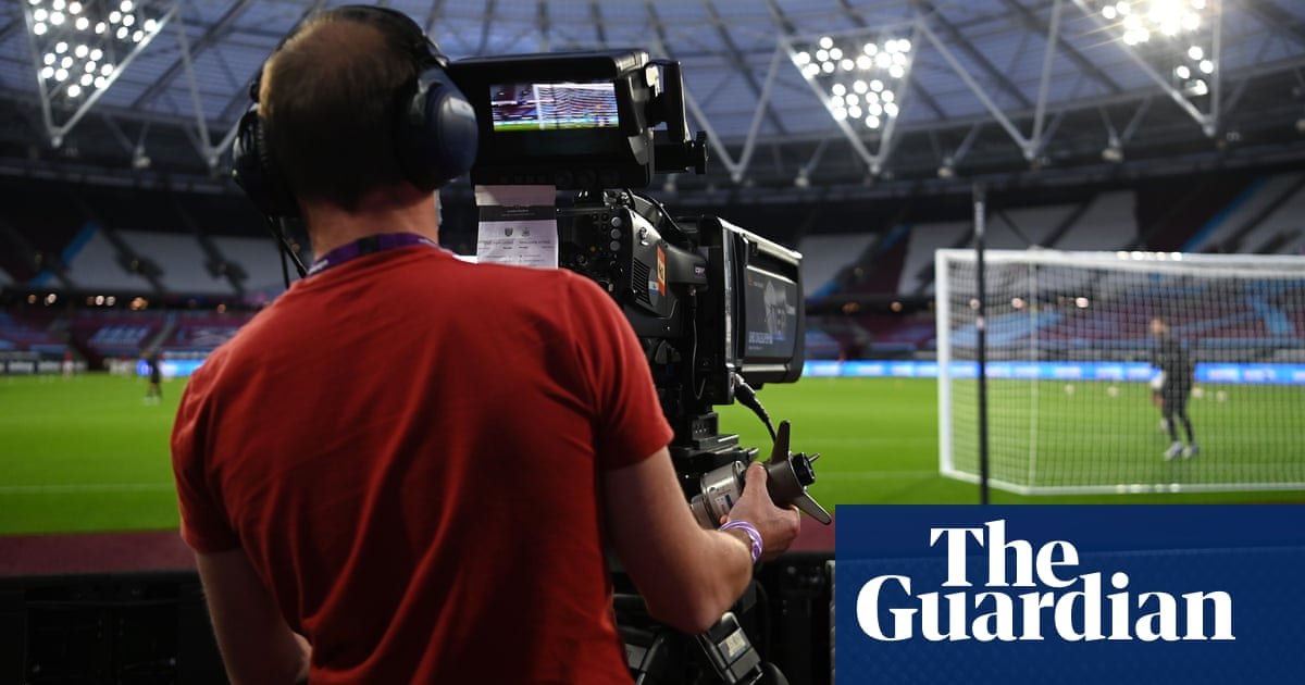 All Premier League games in October likely to be shown live on TV