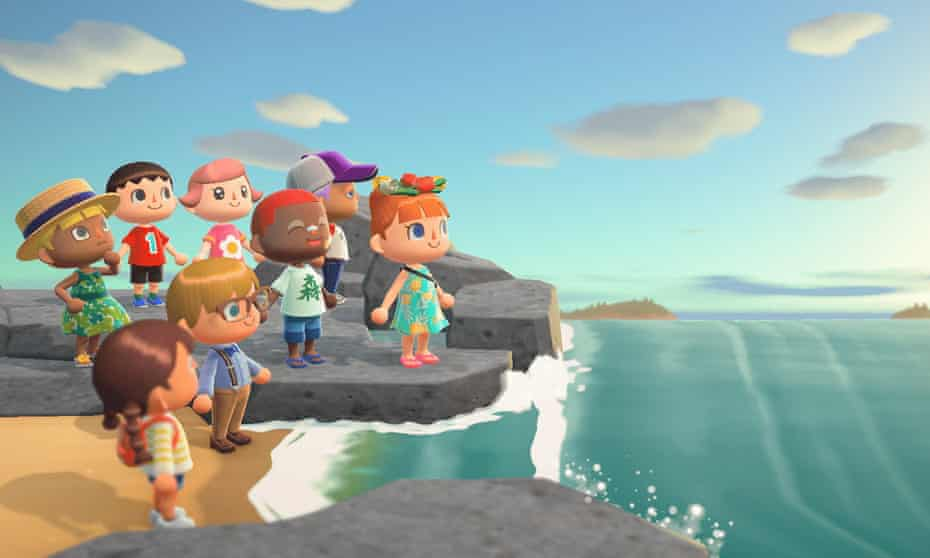 The pursuit of a gentler life ... Animal Crossing: New Horizons