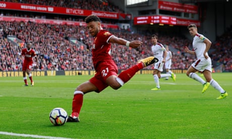 Jürgen Klopp says Alex Oxlade-Chamberlain 'relieved' to join Liverpool