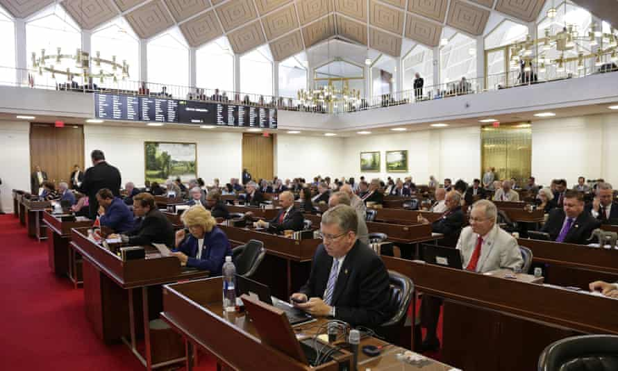 North Carolina's general assembly in Raleigh was found to have unconstitutionally redrawn electoral districts to benefit the Republican party.