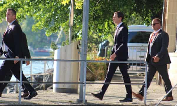 Bilderberg Ahoy! Pompeo and Kushner join the billionaire boat club | World  news | The Guardian