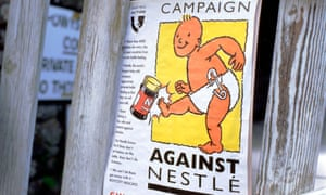 Nestlé under fire for marketing claims on baby milk formulas