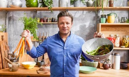 Jamie Oliver, author of Veg.