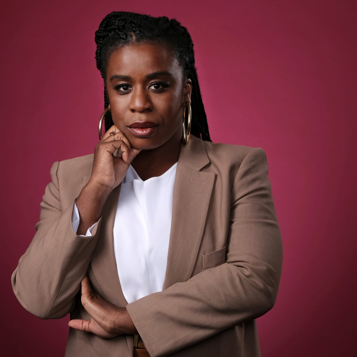 Mrs America's Uzo Aduba: 'It's worth examining the shortcomings of our  feminist heroes' | Television | The Guardian